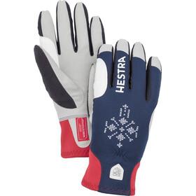 """Hestra W's Windstopper Breeze Gloves 5-Finger Marin"""